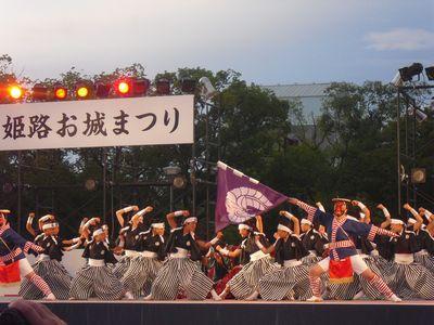 平成23年8月6日お城祭4