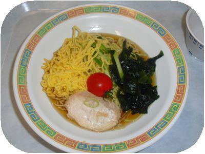,平成23年9月6日冷麺