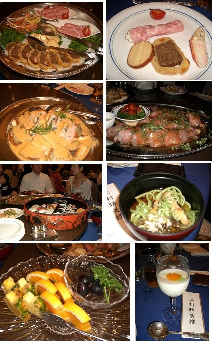 平成23年9月8日キャッスル料理