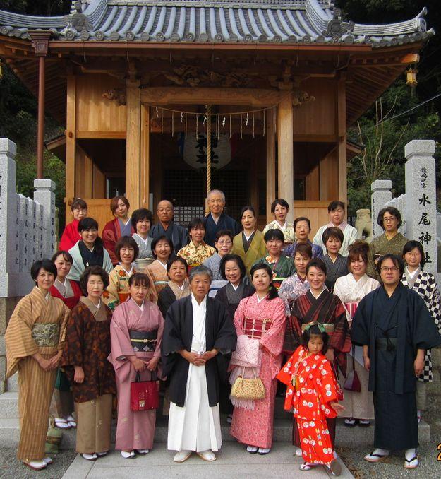 平成23年11月27日姫路城お散歩会
