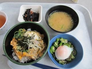 平成24年2月1日学食