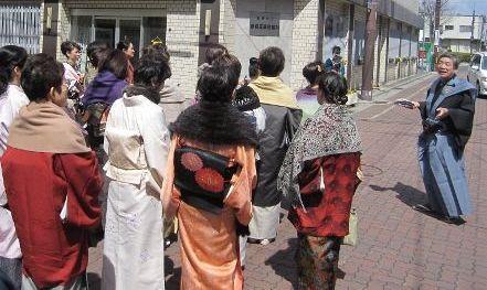 平成24年3月姫路城町