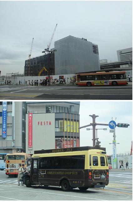 平成24年7月11日姫路駅