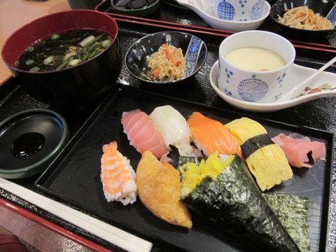 平成25年2月25日おばけ寿司