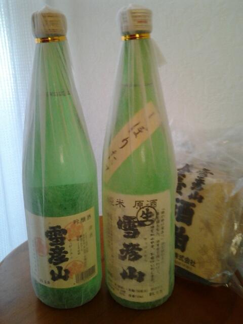 平成25年3月16日壺坂酒造