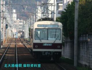 叡山電鉄デオ800で鞍馬に行ってきた 3