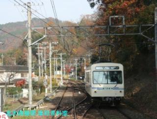 叡山電鉄デオ800で鞍馬に行ってきた 8