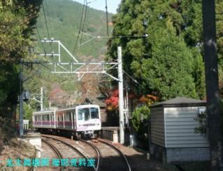 叡山電鉄デオ800で鞍馬に行ってきた 9