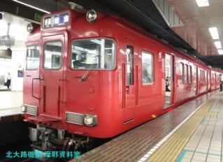 名鉄電車100系とその他を中心に 2