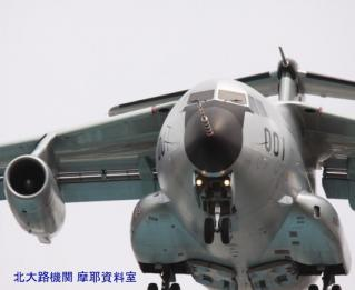 岐阜基地C-1FTBとF-2の時間帯がやってきた 9