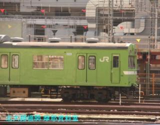 京都駅スナップ写真、トワイライトとタンゴ 4