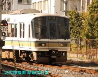 京都駅スナップ写真、トワイライトとタンゴ 5