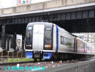 名鉄撮影に金山橋方面へ 3
