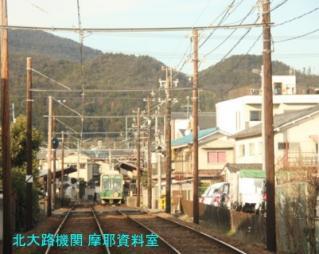 やっぱり嵐電、江ノ電よりも 8