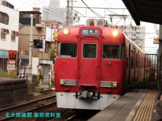 名鉄 瀬戸線の釣り掛け6700系 4
