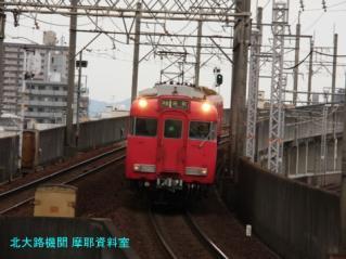 名鉄 瀬戸線の釣り掛け6700系 7