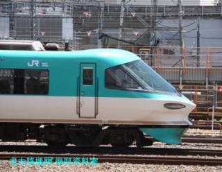 京都駅で暑い中も涼しくオーシャンアローを撮る 5