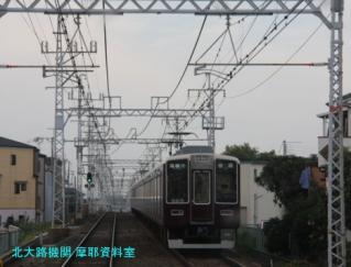 阪急京都本線の2300系が撮影出来ました、よ 4
