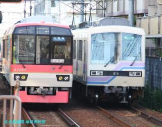 叡山電車特集も久しぶりだね 9