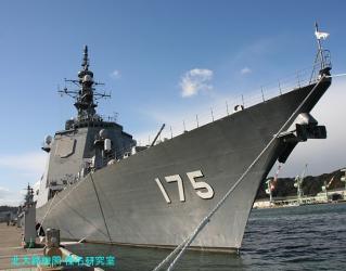 舞鶴基地 シャイロー日米共同訓練で入港 3