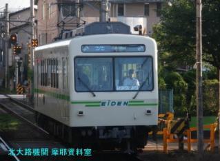 叡山電鉄特集いちじょうじからでまちやなぎ 6