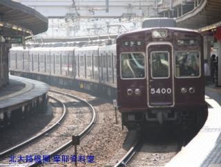 阪急電鉄 6000系の試運転とか 5