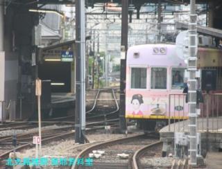 京福電鉄の1929年製モボ101 4