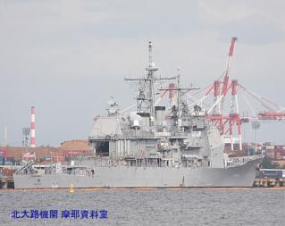 舞鶴基地 シャイロー日米共同訓練で入港 4