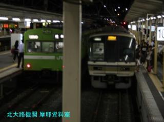 京都五山送り火の玄関は京都駅 10