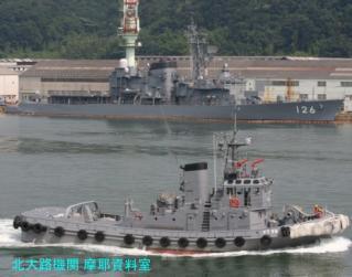 キーロフ級原子力ミサイル巡洋艦出現 2