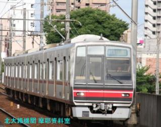 瀬戸線の電車を森下駅でちょっと撮ってきました 4