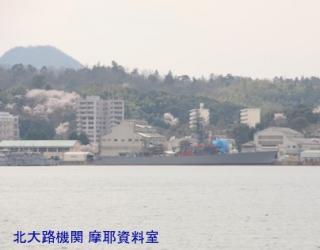 舞鶴基地 前島埠頭 100409 9