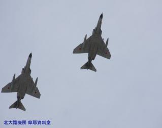岐阜基地100303F4&F15 1