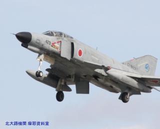 岐阜基地100303F4&F15 2