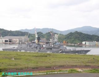 舞鶴基地 文庫山20100915 1