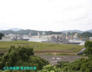 舞鶴基地 文庫山20100915 7