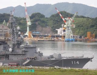 舞鶴基地 文庫山20100915 8