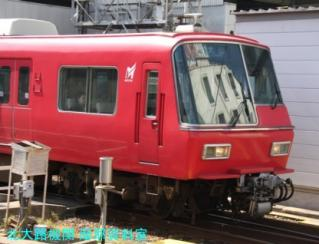 東岡崎でポケモン電車 6