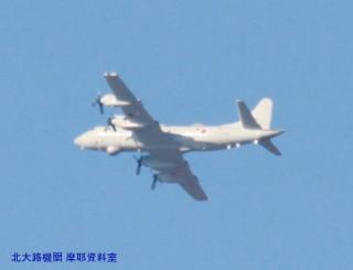 岐阜基地方面からの航空機101011 4