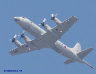 岐阜基地方面からの航空機101011 5