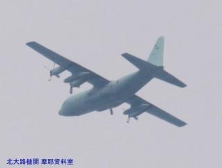 岐阜基地方面からの航空機101011 8