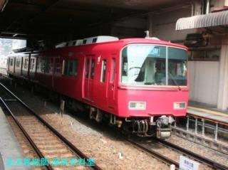 名鉄 犬山遊園周辺に各線の電車が集合 5