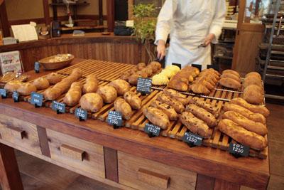 ブーランジェリームギのパン (2)