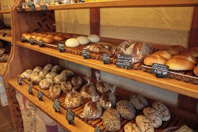 ブーランジェリームギのパン (1)