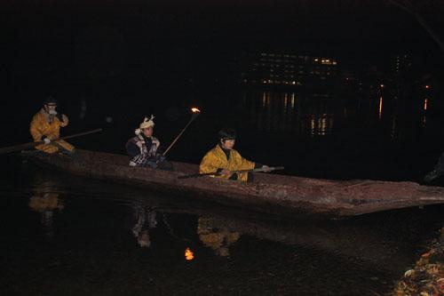 アイヌ 火祭り (3)