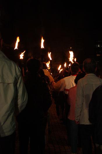 アイヌ 火祭り (6)