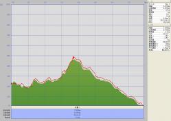 岩屋山100429(グラフ)