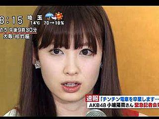 ハルKARAの量産型お尻テポドン夢日記-小嶋陽菜こじはるおっぱい画像