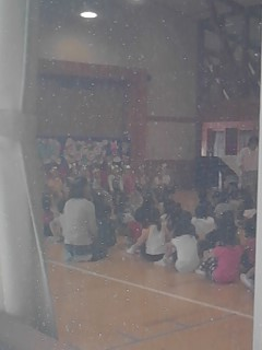 ハルKARAの量産型お尻テポドン夢日記-保育園誕生会出し物