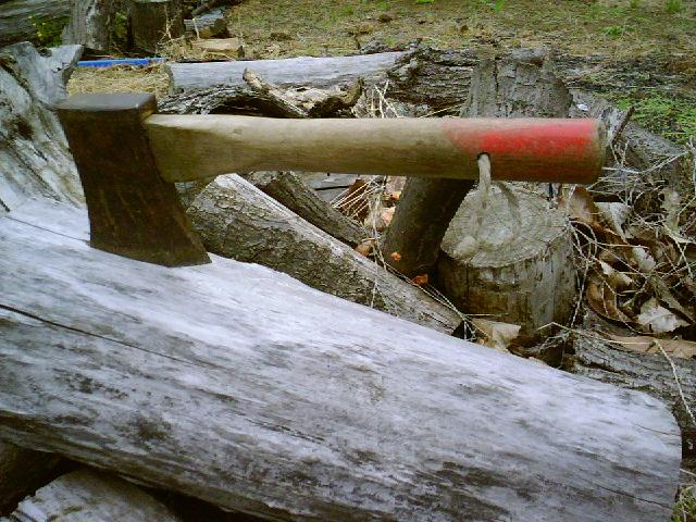 ハチェット-手斧